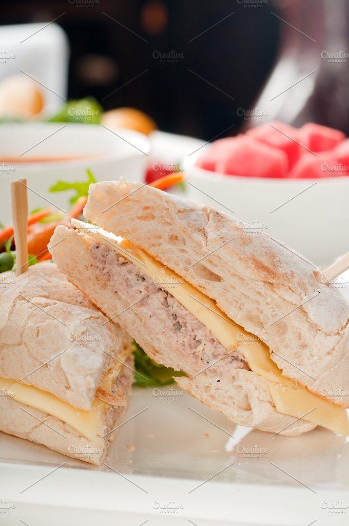 tuna and cheese sandwich 18.jpg - Food & Drink