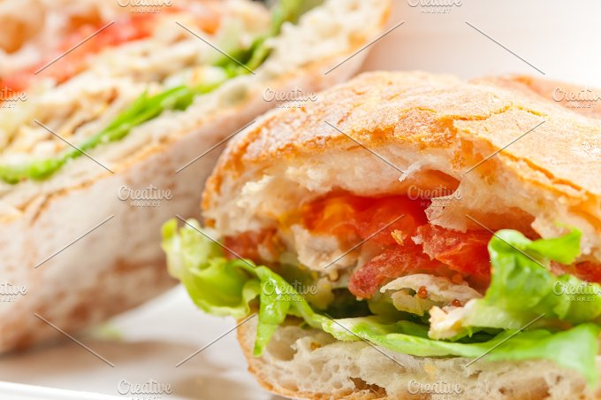 tomato and chicken ciabatta sandwich 31.jpg - Food & Drink