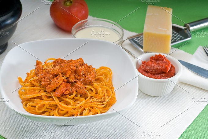 tomato and chicken pasta 3.jpg - Food & Drink