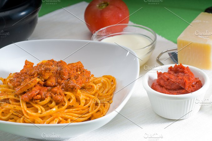 tomato and chicken pasta 5.jpg - Food & Drink