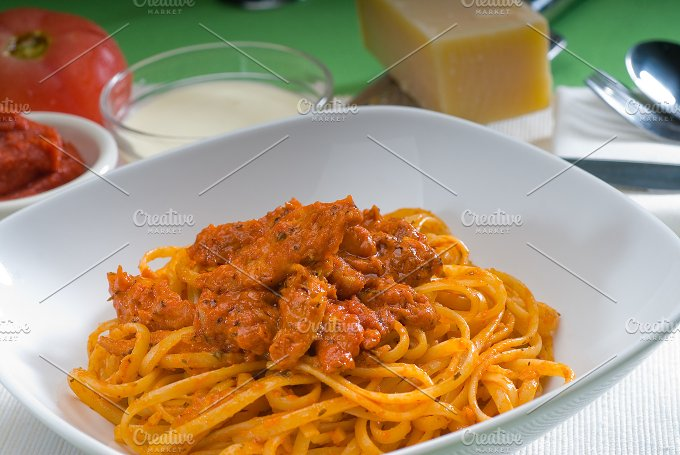 tomato and chicken pasta 6.jpg - Food & Drink