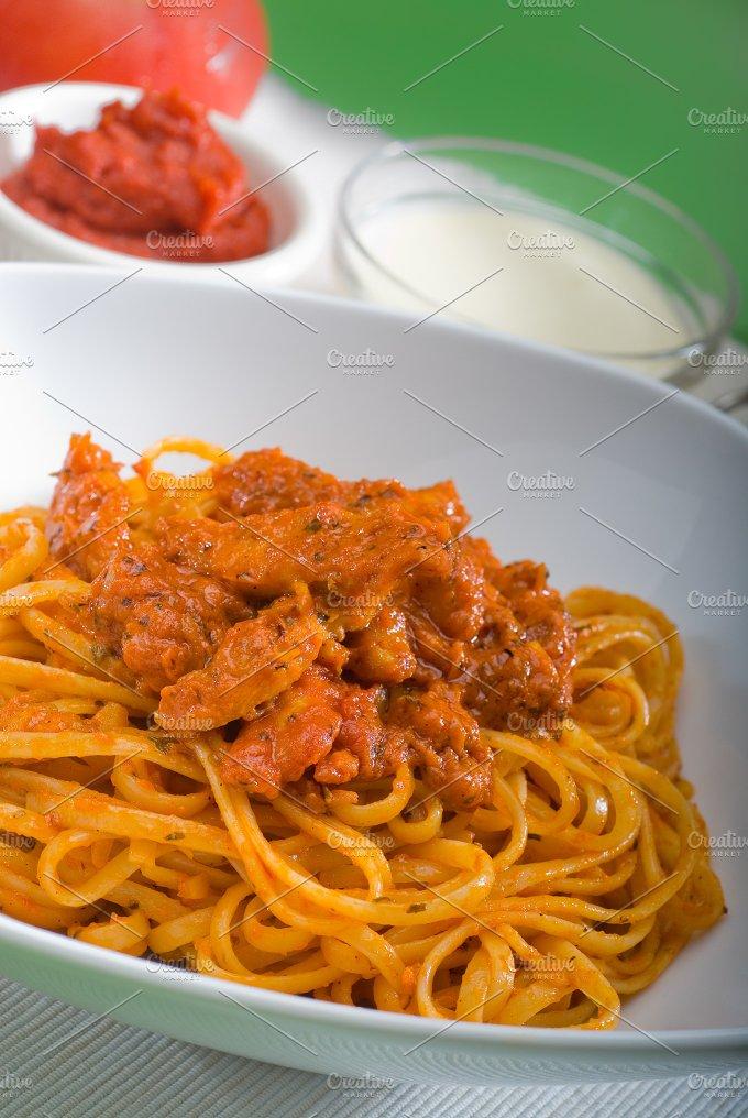tomato and chicken pasta 8.jpg - Food & Drink