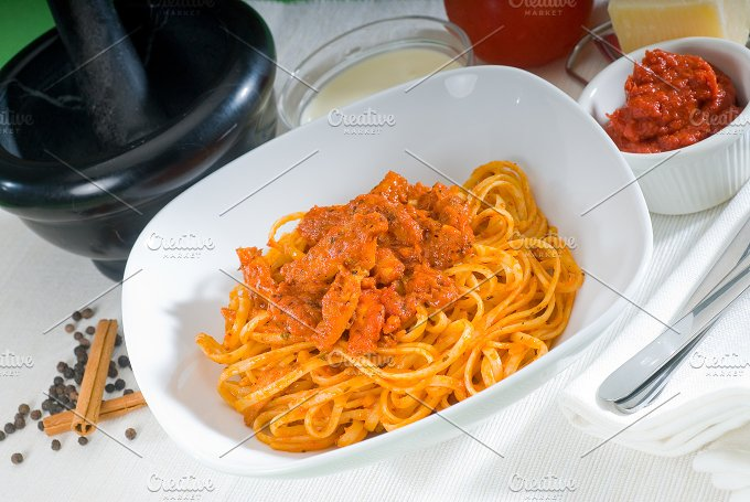 tomato and chicken pasta 11.jpg - Food & Drink