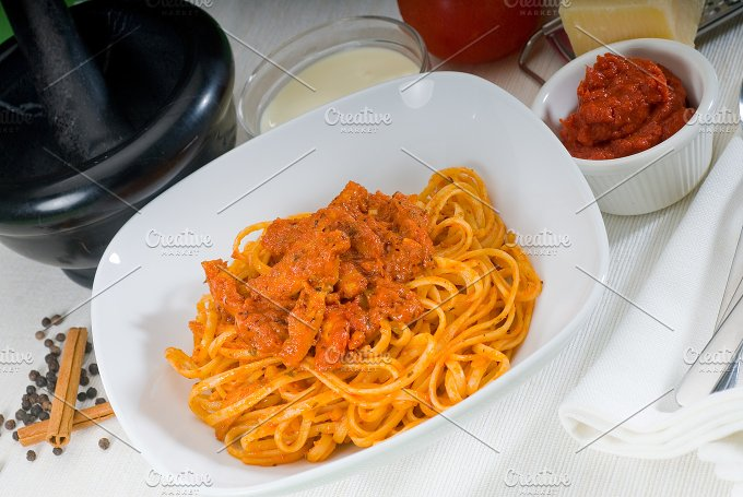 tomato and chicken pasta 12.jpg - Food & Drink