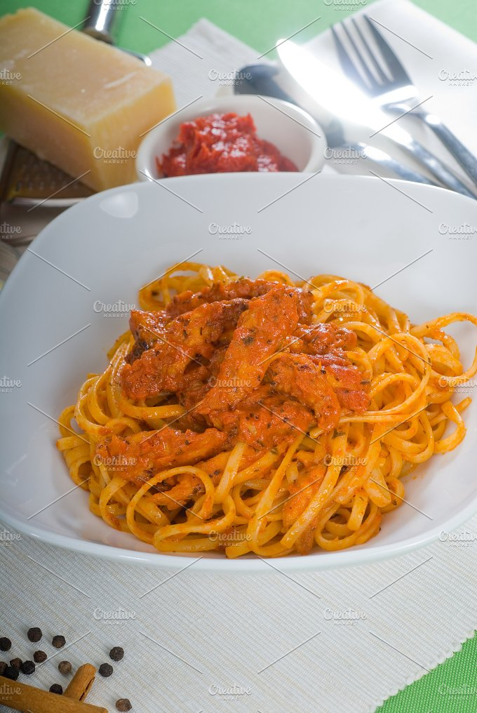 tomato and chicken pasta 14.jpg - Food & Drink