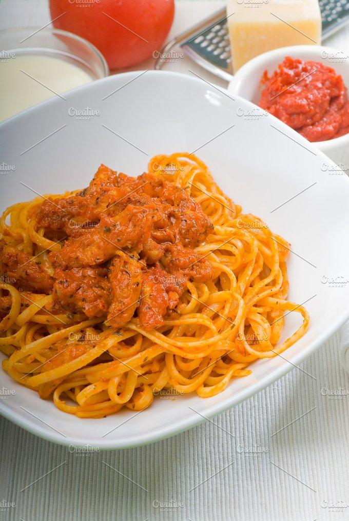 tomato and chicken pasta 20.jpg - Food & Drink