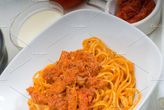 tomato and chicken pasta 21.jpg - Food & Drink