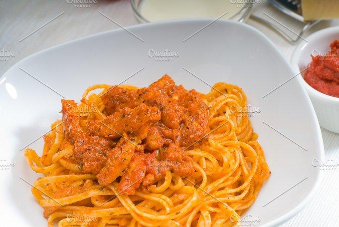 tomato and chicken pasta.jpg - Food & Drink