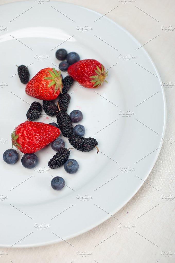 berries on white 4.jpg - Food & Drink