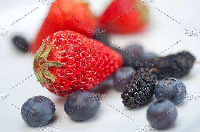 berries on white 2.jpg - Food & Drink