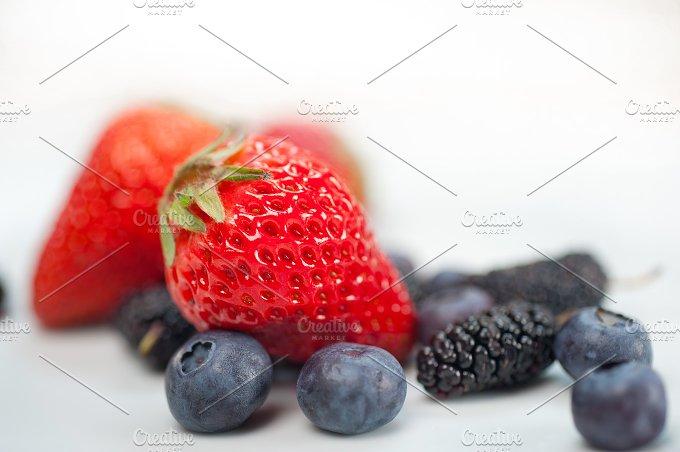 berries on white 6.jpg - Food & Drink