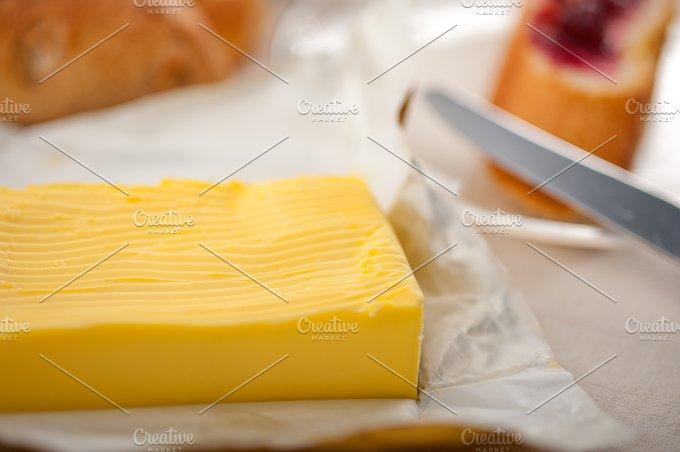 breakfast bread butter and jam 56.jpg - Food & Drink