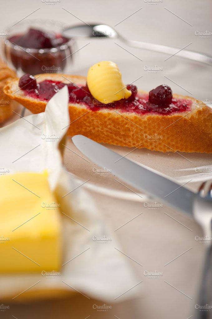 bread butter and jam 01.jpg - Food & Drink