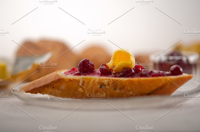 breakfast bread butter and jam 38.jpg - Food & Drink