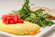 cheese omelette and salad 02.jpg
