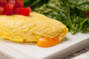 cheese omelette and salad 08.jpg