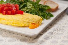 cheese omelette and salad 09.jpg