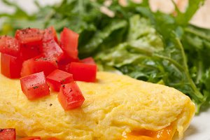 cheese omelette and salad 10.jpg