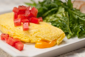 cheese omelette and salad 13.jpg