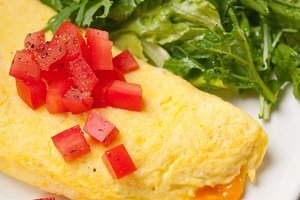 cheese omelette and salad 11.jpg