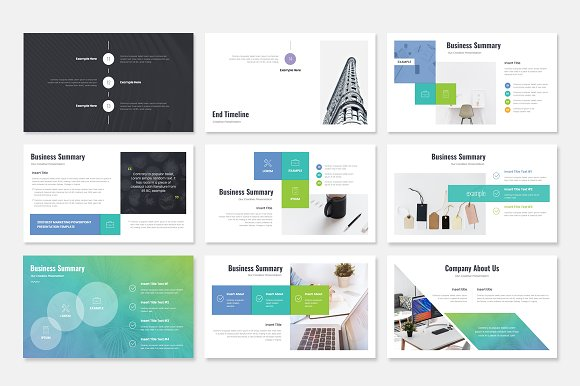 Marketing Plan PowerPoint in PowerPoint Templates - product preview 2