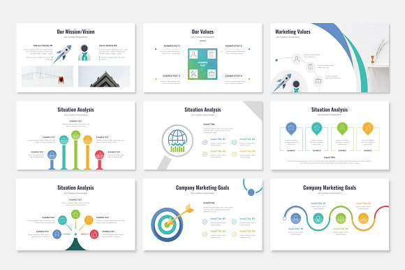 Marketing Plan PowerPoint in PowerPoint Templates - product preview 5