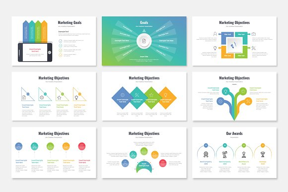 Marketing Plan PowerPoint in PowerPoint Templates - product preview 6