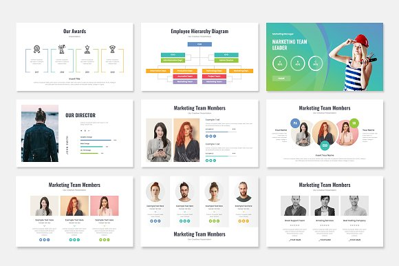 Marketing Plan PowerPoint in PowerPoint Templates - product preview 7