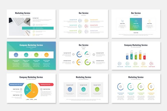 Marketing Plan PowerPoint in PowerPoint Templates - product preview 9