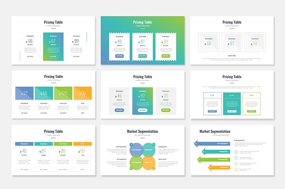 Marketing Plan PowerPoint in PowerPoint Templates - product preview 14
