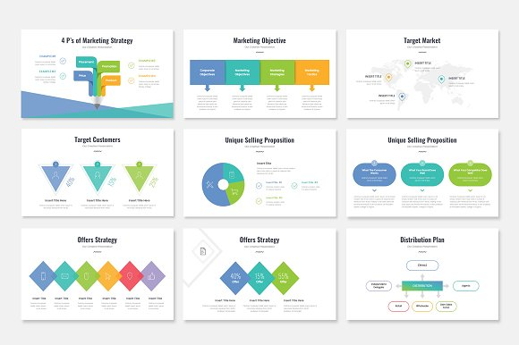 Marketing Plan PowerPoint in PowerPoint Templates - product preview 17