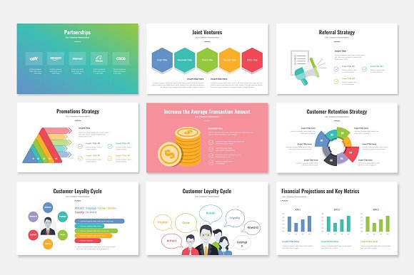 Marketing Plan PowerPoint in PowerPoint Templates - product preview 18