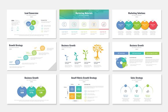 Marketing Plan PowerPoint in PowerPoint Templates - product preview 19