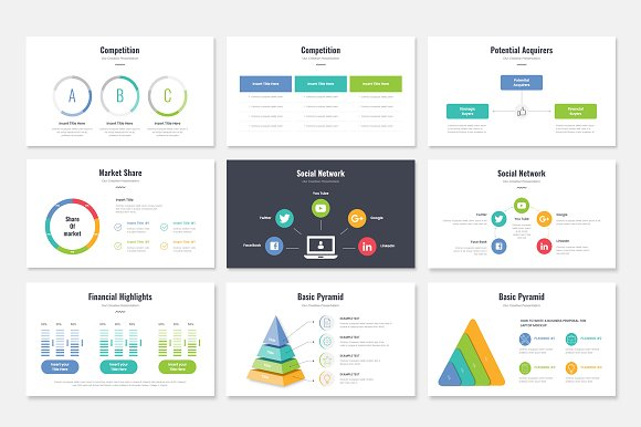 Marketing Plan PowerPoint in PowerPoint Templates - product preview 21