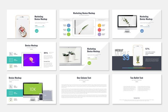 Marketing Plan PowerPoint in PowerPoint Templates - product preview 31