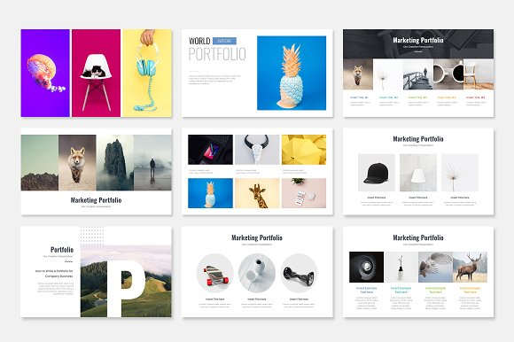 Marketing Plan PowerPoint in PowerPoint Templates - product preview 33
