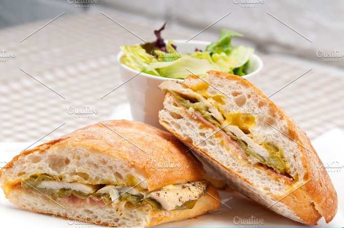 chicken roasted pepper aioli ciabatta sandwich 07.jpg - Food & Drink