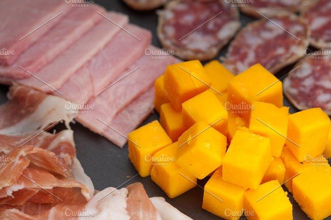 cold cutts platter appetizer 24.jpg - Food & Drink