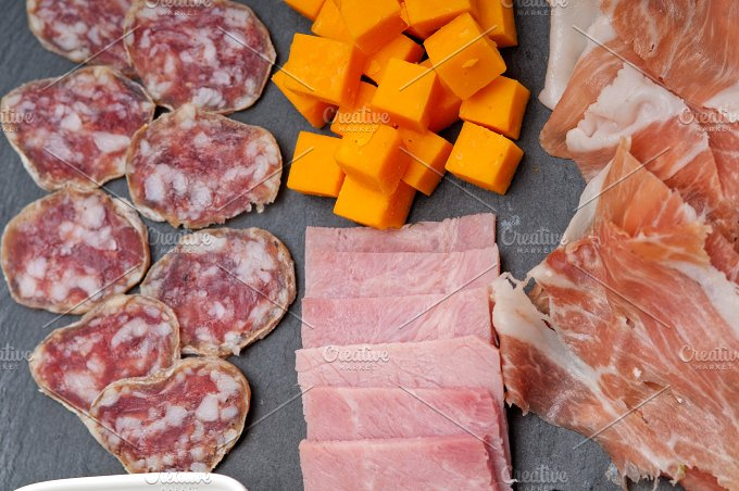 cold cutts platter appetizer 30.jpg - Food & Drink