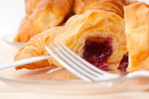 croissant french brioche filled with berries jam 37.jpg