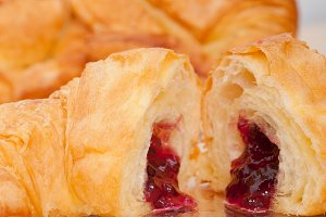 croissant french brioche filled with berries jam 05.jpg