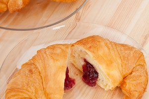 croissant french brioche filled with berries jam 06.jpg