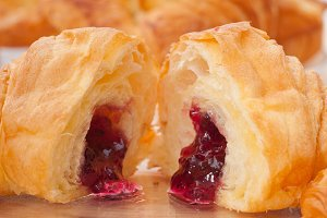 croissant french brioche filled with berries jam 07.jpg