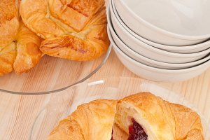 croissant french brioche filled with berries jam 10.jpg