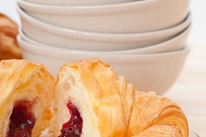 croissant french brioche filled with berries jam 13.jpg
