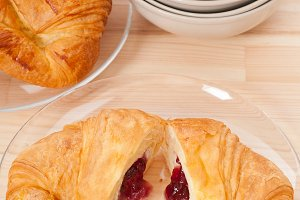 croissant french brioche filled with berries jam 15.jpg