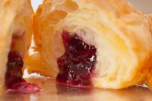 croissant french brioche filled with berries jam 17.jpg