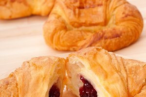 croissant french brioche filled with berries jam 21.jpg