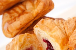 croissant french brioche filled with berries jam 25.jpg