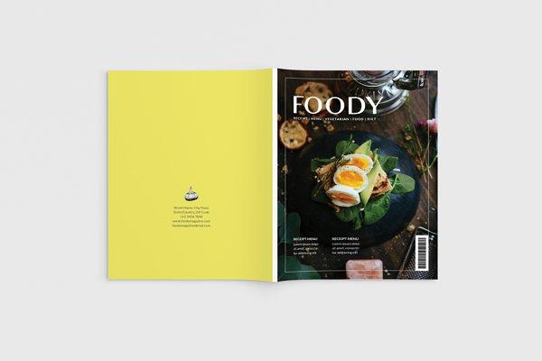 Food Diet Magazine